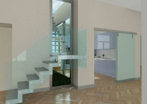 Appartamento in vendita a Torino, Arredato, 56 mq - Foto 5