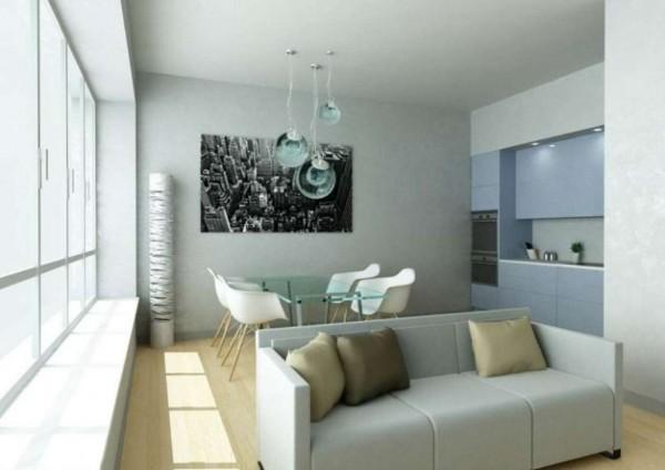 Appartamento in vendita a Torino, Arredato, 56 mq - Foto 10