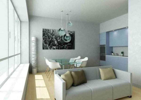 Appartamento in vendita a Torino, Arredato, 56 mq - Foto 4