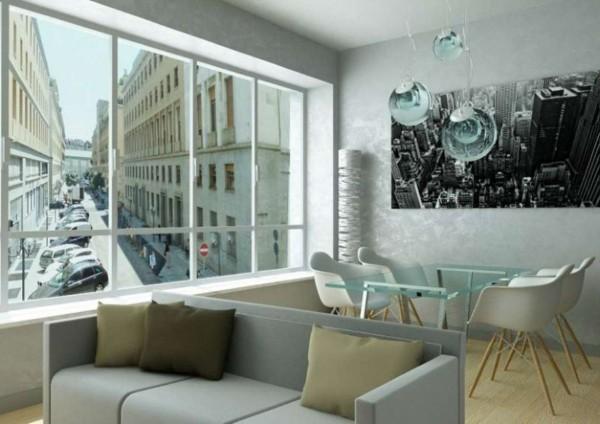 Appartamento in vendita a Torino, Arredato, 56 mq - Foto 11