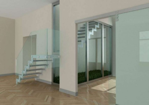 Appartamento in vendita a Torino, Arredato, 56 mq - Foto 6