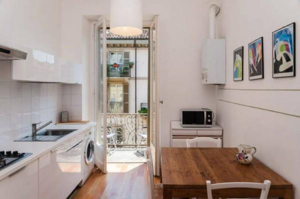 Appartamento in affitto a Torino, Centro, Arredato, 85 mq - Foto 9