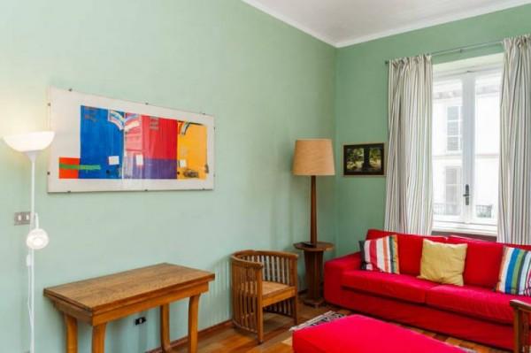 Appartamento in affitto a Torino, Centro, Arredato, 85 mq