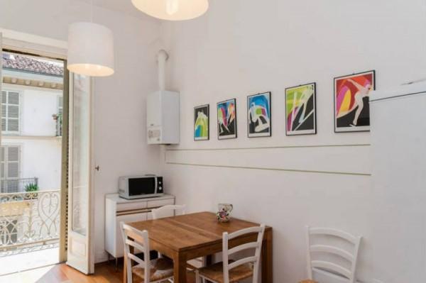 Appartamento in affitto a Torino, Centro, Arredato, 85 mq - Foto 8