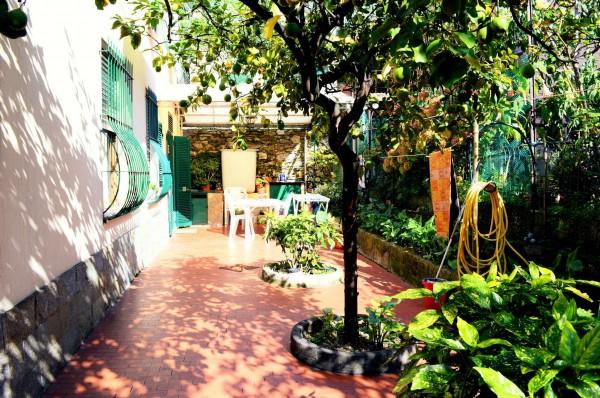 Appartamento in affitto a Bogliasco, Comodo Centro, Con giardino, 95 mq - Foto 12