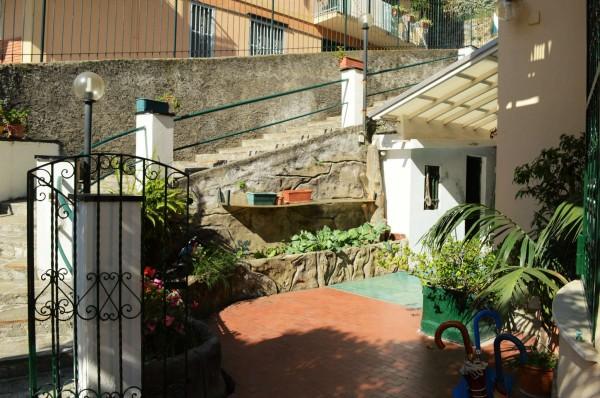 Appartamento in affitto a Bogliasco, Comodo Centro, Con giardino, 95 mq - Foto 5