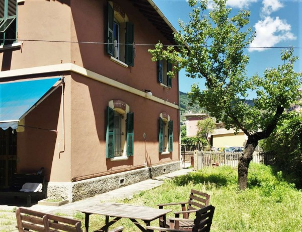 Villa in vendita a Recco, Centro - Stazione, Con giardino, 270 mq - Foto 22