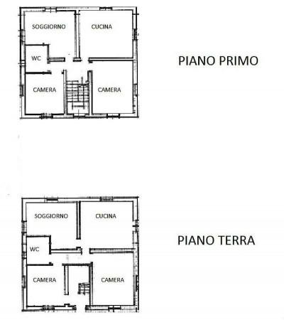 Villa in vendita a Recco, Centro - Stazione, Con giardino, 270 mq - Foto 18