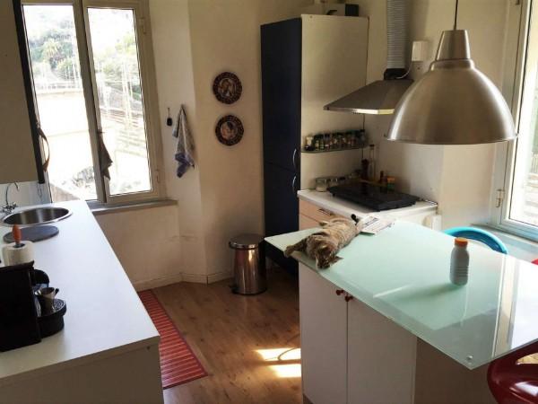 Villa in vendita a Recco, Centro - Stazione, Con giardino, 270 mq - Foto 15