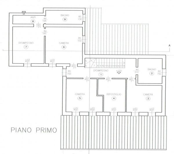 Casa indipendente in vendita a Padova, Con giardino, 220 mq - Foto 8