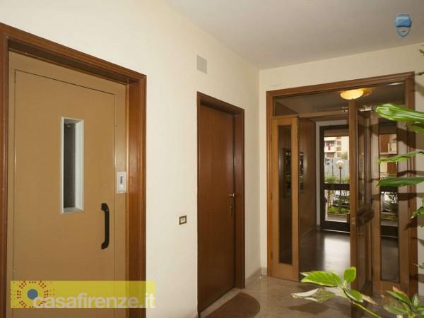 Appartamento in vendita a Firenze, Con giardino, 93 mq - Foto 8