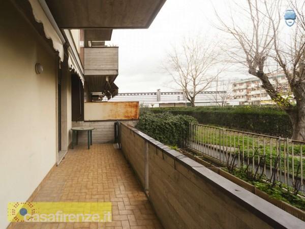 Appartamento in vendita a Firenze, Con giardino, 93 mq - Foto 5