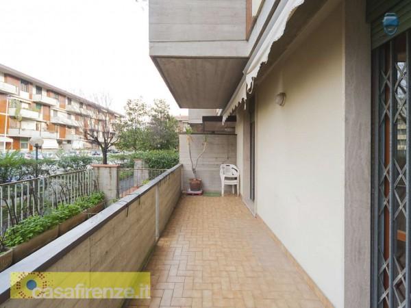 Appartamento in vendita a Firenze, Con giardino, 93 mq - Foto 6