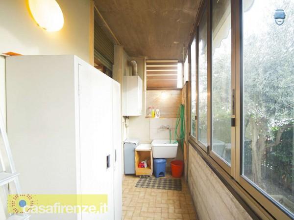 Appartamento in vendita a Firenze, Con giardino, 93 mq - Foto 22