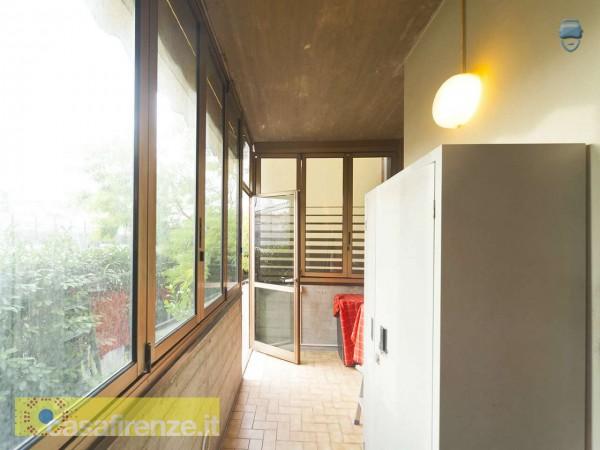Appartamento in vendita a Firenze, Con giardino, 93 mq - Foto 14