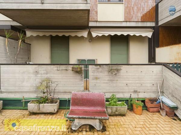 Appartamento in vendita a Firenze, Con giardino, 93 mq - Foto 4