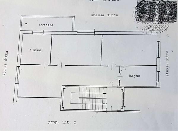 Appartamento in vendita a Roma, Labaro, Con giardino, 90 mq - Foto 2