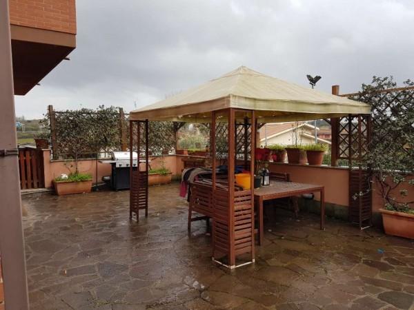 Appartamento in vendita a Roma, Labaro, Con giardino, 90 mq