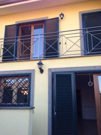 Villetta a schiera in affitto a Roma, Valle Muricana, Con giardino, 140 mq - Foto 5