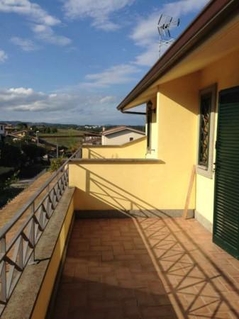 Villetta a schiera in affitto a Roma, Valle Muricana, Con giardino, 140 mq - Foto 2