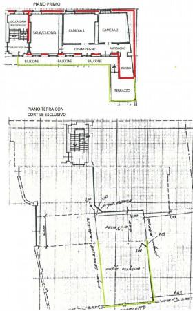 Appartamento in vendita a Alpignano, Centro, Con giardino, 82 mq - Foto 3