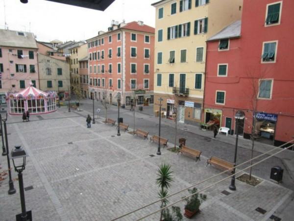 Appartamento in vendita a Genova, Centro Sesti Ponente, 110 mq - Foto 5
