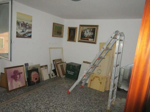 Appartamento in vendita a Genova, Centro Sesti Ponente, 110 mq - Foto 7