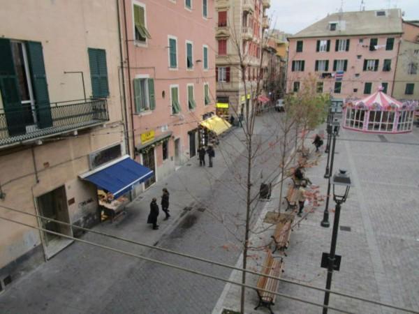 Appartamento in vendita a Genova, Centro Sesti Ponente, 110 mq - Foto 6