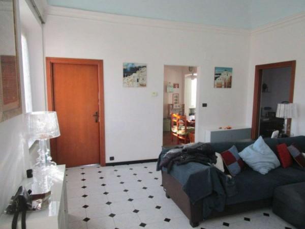 Appartamento in vendita a Genova, Belvedere, 100 mq