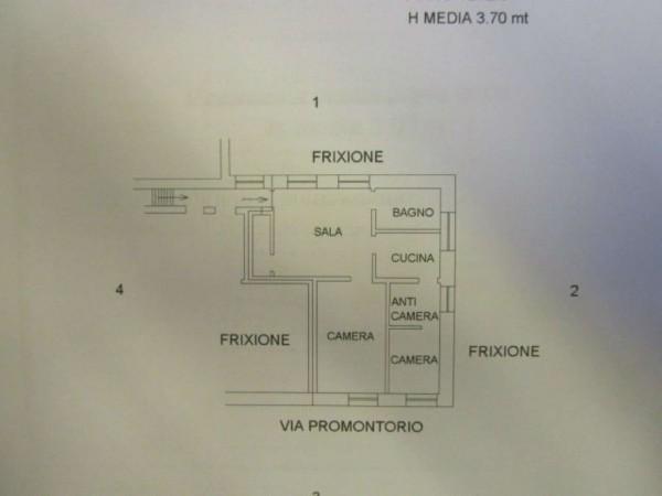Appartamento in vendita a Genova, Belvedere, 100 mq - Foto 2