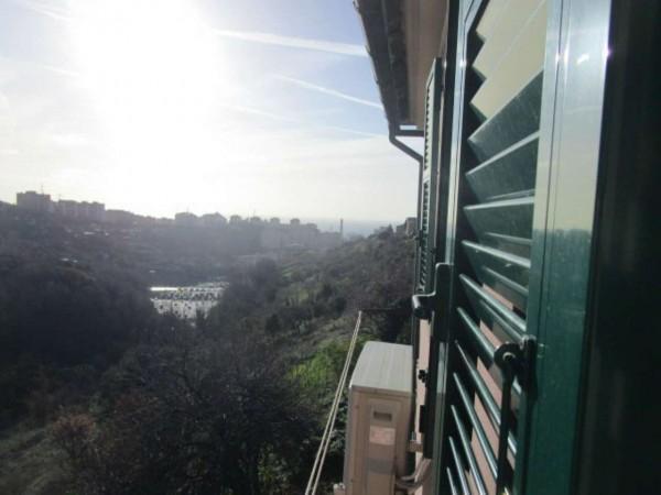 Appartamento in vendita a Genova, Belvedere, 100 mq - Foto 21