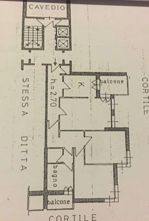 Appartamento in vendita a Garbagnate Milanese, Con giardino, 100 mq - Foto 2