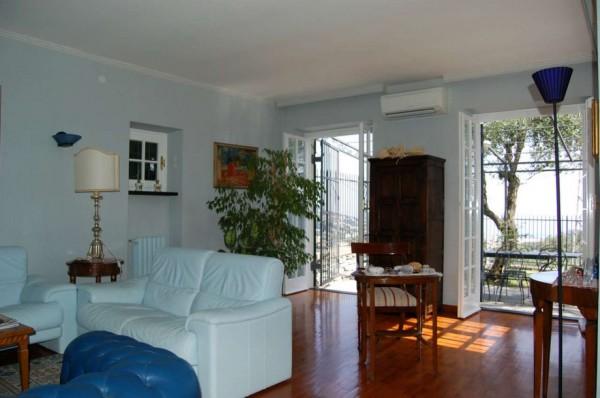Villa in vendita a Rapallo, Castellino, Con giardino, 290 mq - Foto 14