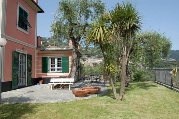 Villa in vendita a Rapallo, Castellino, Con giardino, 290 mq - Foto 20