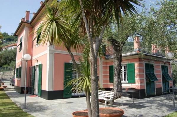 Villa in vendita a Rapallo, Castellino, Con giardino, 290 mq - Foto 18