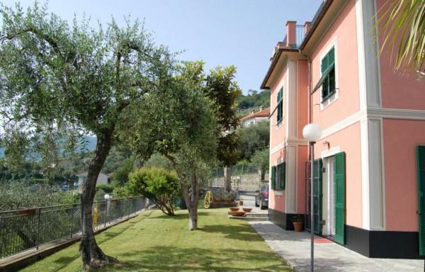 Villa in vendita a Rapallo, Castellino, Con giardino, 290 mq - Foto 19