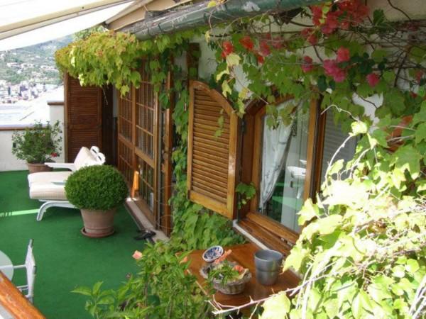 Appartamento in vendita a Santa Margherita Ligure, Con giardino, 120 mq - Foto 17