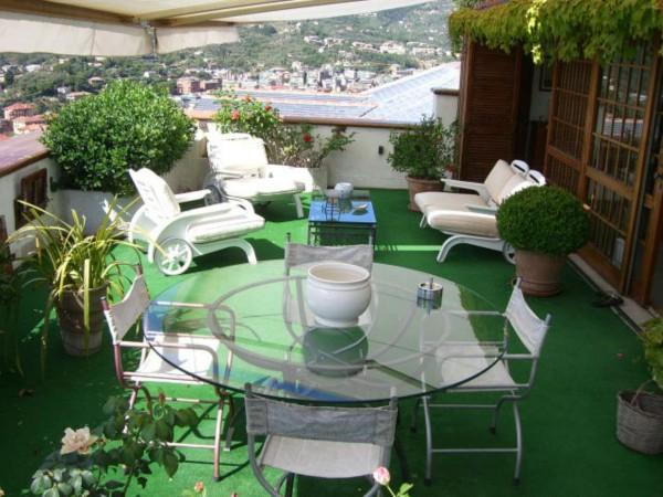 Appartamento in vendita a Santa Margherita Ligure, Con giardino, 120 mq - Foto 18