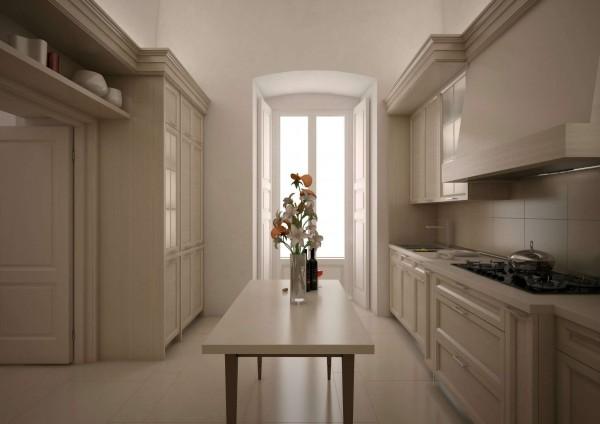 Appartamento in vendita a Milano, Via Rembrandt, 109 mq - Foto 4