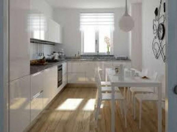 Appartamento in vendita a Milano, Via Rembrandt, 109 mq - Foto 9