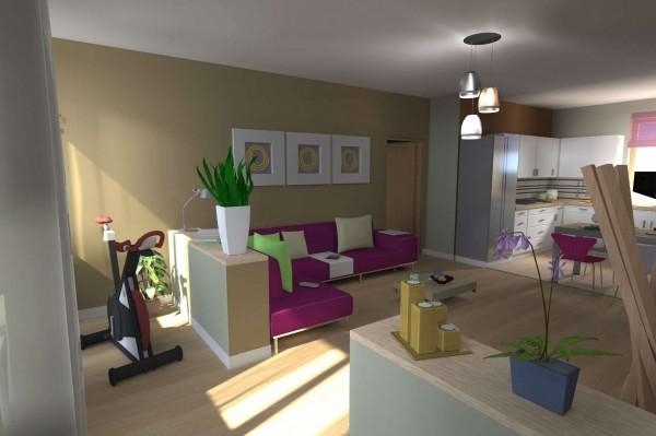 Appartamento in vendita a Milano, Via Rembrandt, 124 mq - Foto 10