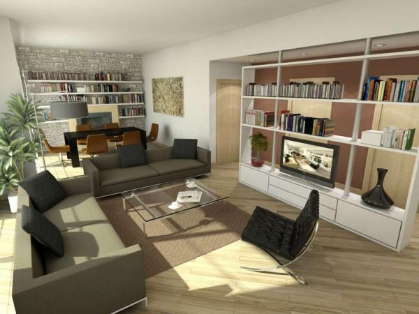 Appartamento in vendita a Milano, Via Rembrandt, 124 mq - Foto 11