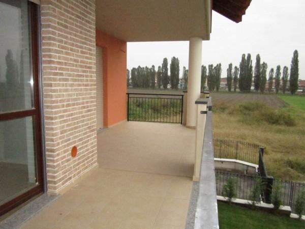 Appartamento in affitto a La Loggia, Pressi Via Po, 68 mq - Foto 6