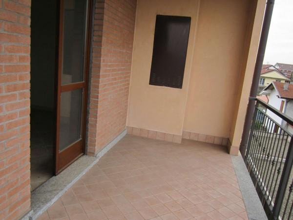 Appartamento in affitto a La Loggia, Pressi Via Po, 68 mq - Foto 5