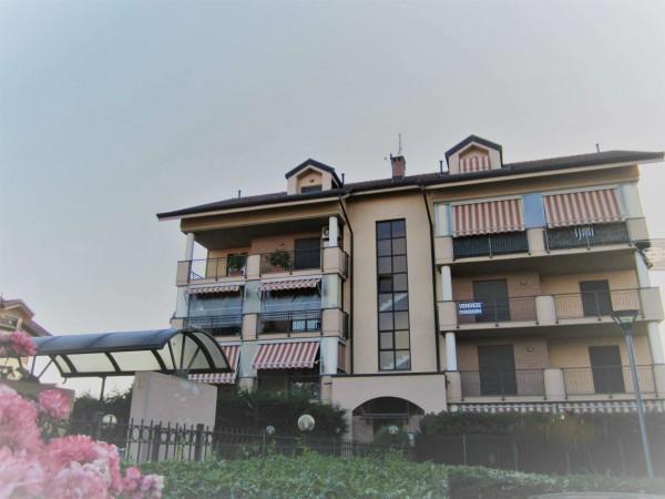 Appartamento in affitto a La Loggia, Pressi Via Po, 68 mq - Foto 4