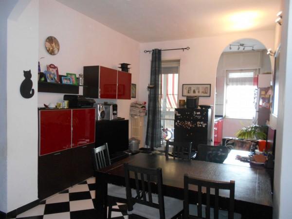 Appartamento in vendita a Torino, Parella, 58 mq