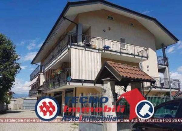 Appartamento in vendita a Caselle Torinese, 116 mq