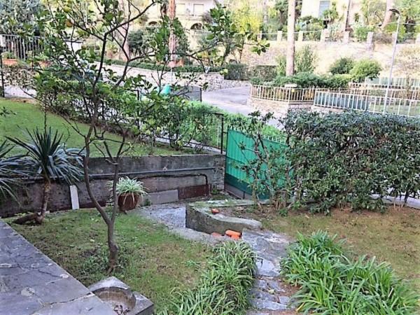 Appartamento in affitto a Rapallo, San Michele Di Pagana, Con giardino, 120 mq - Foto 29