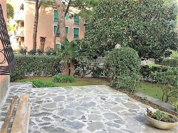 Appartamento in affitto a Rapallo, San Michele Di Pagana, Con giardino, 120 mq - Foto 30
