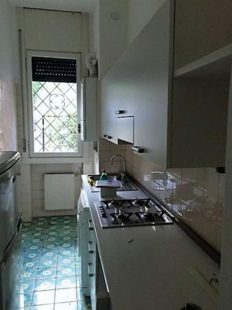 Appartamento in affitto a Rapallo, San Michele Di Pagana, Con giardino, 120 mq - Foto 26